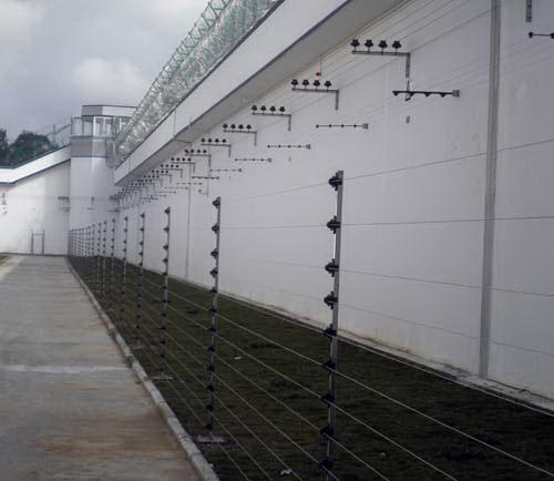 监狱看守所变电站专用高压电网